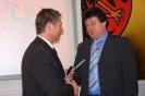 Übergabe des Ehrentalers für das Ehrenamt der Stadt Neumarkt an Johann Kerner